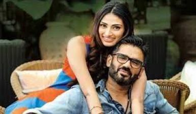 Athiya Shetty wishes daddy Suniel Shetty on his birthday with a special post