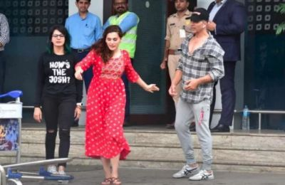 From Akshay-Kumar to Sheila Shetty, these stars were caught on camera