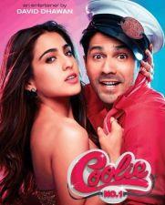 Coolie No 1 poster teaser: Varun Dhawan, Sara Ali Khan all set to entertain