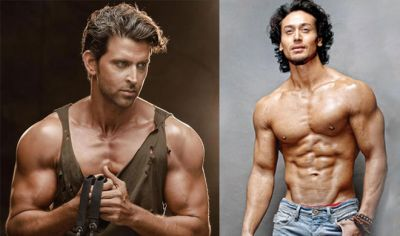 War new poster: Hrithik Roshan, Tiger Shroff take aim, challenge each other
