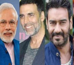 Narendra Modi on Man vs Wild with Bear Grylls, check how B-town reacted