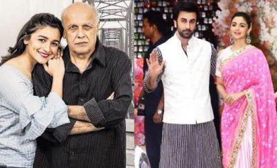 Ranbir Kapoor asked  Mahesh Bhatt for Alia Bhatt's hand
