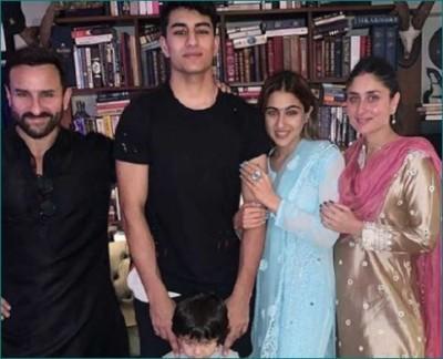 Kareena Kapoor Khan wishes step-daughter by sharing Sara's childhood photo