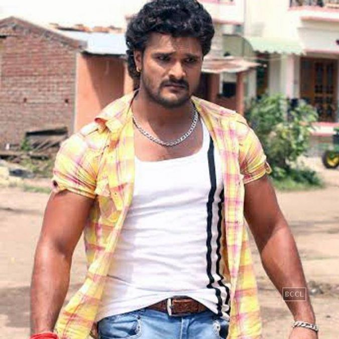 Khesari Lal Yadav concludes the shooting of this film, here's the report!