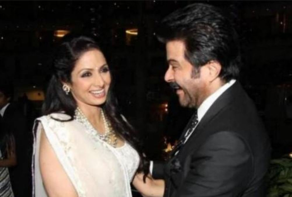 Anil Kapoor Shared an Emotional Post Remembering Bhabhi Sridevi!