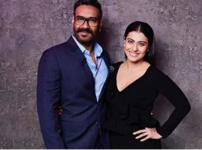 Years later, Ajay-Kajol will again be seen romancing on the screen