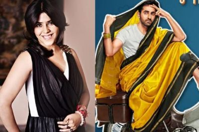 Ekta Kapoor Explains How Ayushmann got selected for 'Dream Girl'!