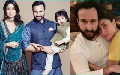 Kareena is going to become mother for second time, Saif announces