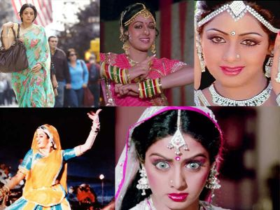 3 blockbuster films were rejected by Sridevi, including a movie with Shah Rukh!