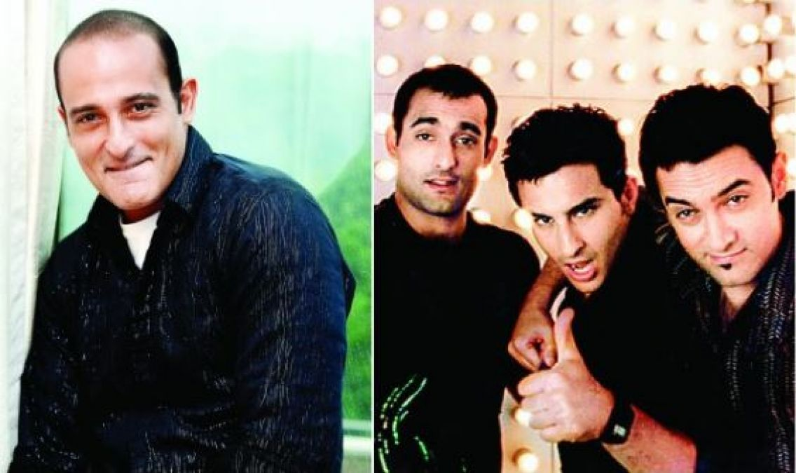 Akshay Khanna spoke on the sequel of 'Dil Chahata Hai'!