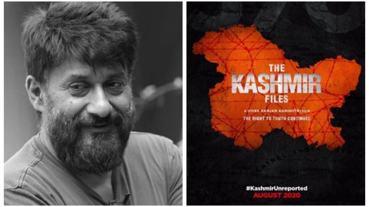 After the Tashkent files, now The Kashmir files to release!