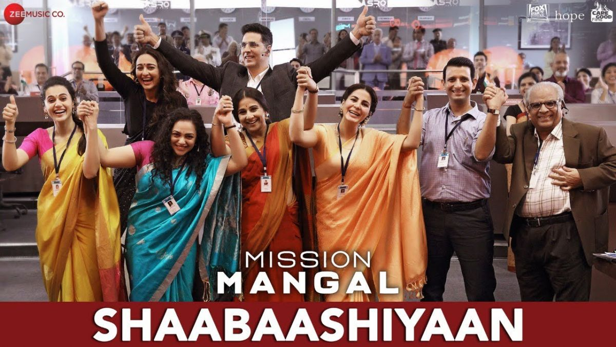 Shaabaashiyaan: New Song of 'Mission Mangal' Released