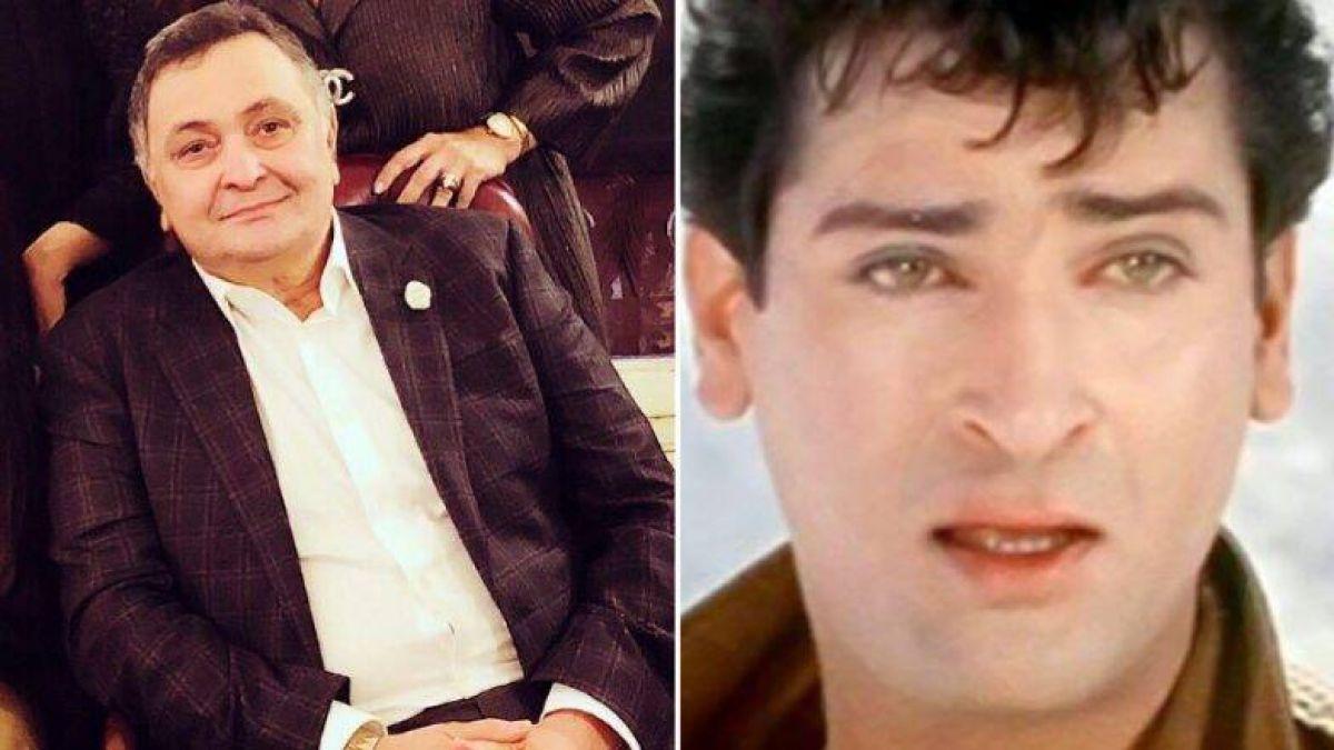 Rishi Kapoor, who remembered Shammi Kapoor on his death anniversary, said,