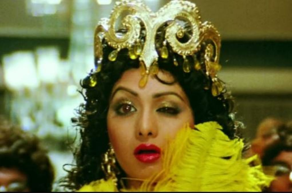 Sridevi's 'Hawa Hawai' Wax Statue Announced by Madame Tussauds Singapore