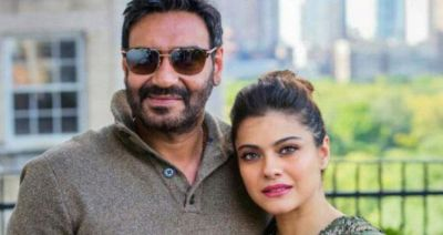 Ajay-Kajol to starr together in a comedy film; know details!