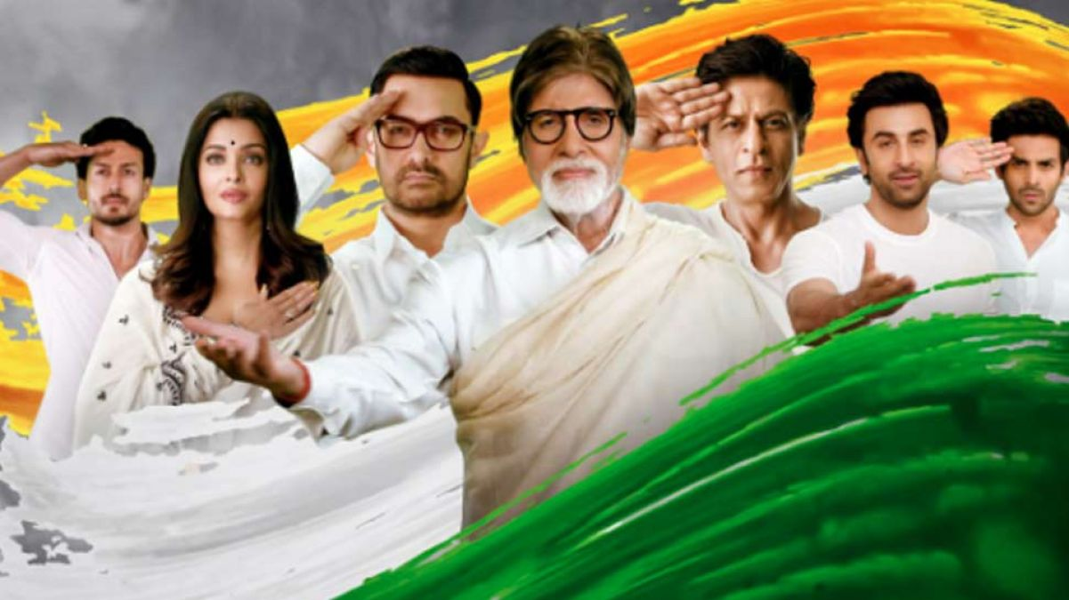 Bollywood tributes to Pulwama martyrs, Amitabh Shahrukh and Aamir did this special work!