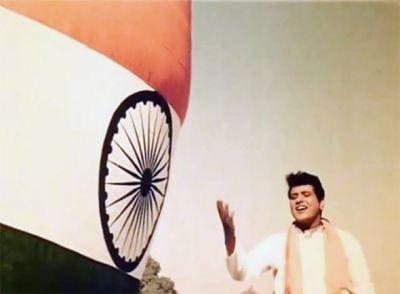 आजादी के 70 साल बाद भी देशभक्ति का जज्बा जगाती है यह फिल्मे