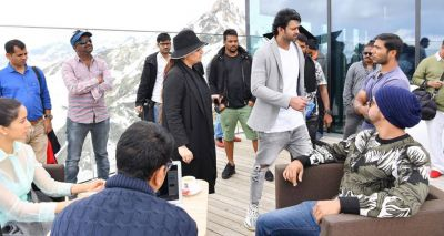 A scene had to be shot 2 to 3 times, Prabhas opened Saaho's secrets!