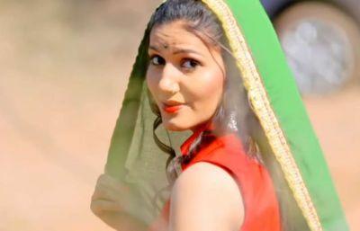 सपना के नए गाने 'पनहारी' ने मचाई धूम, 6 लाख बार देखा गया वीडियो