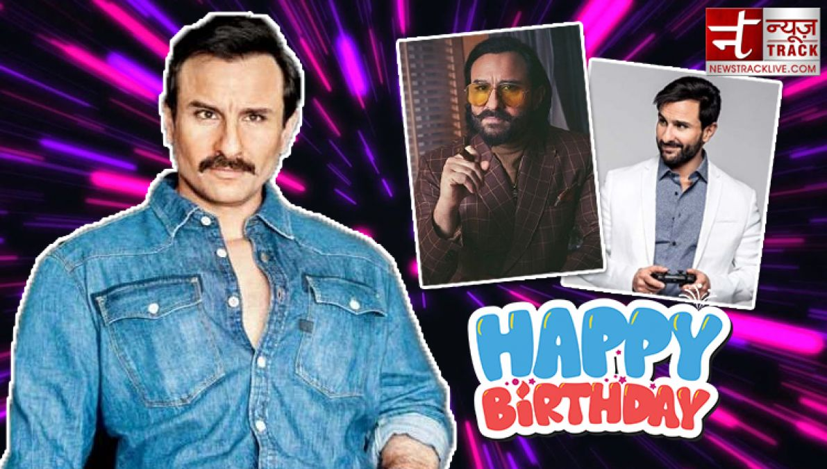 Birthday Special: This Nawab of Bollywood has many hidden secrets, know here!