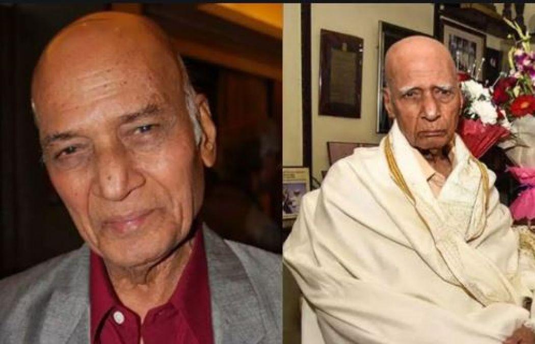 After Vidya Sinha's demise, now Veteran music composer Khayyam in ICU