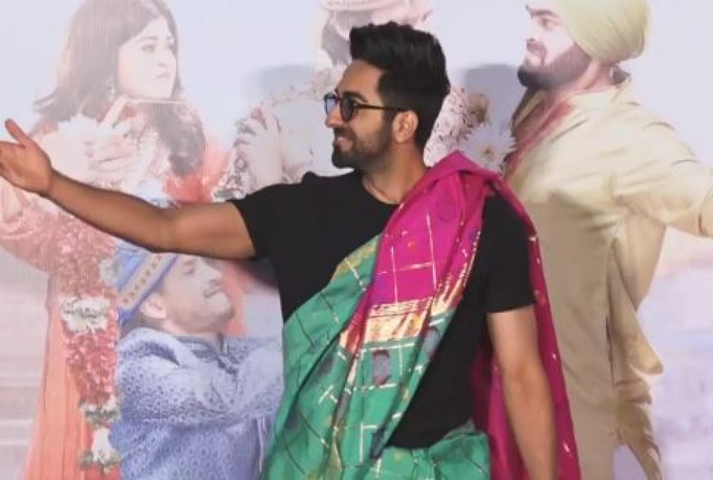 'Dream Girl' 'Puja' Delivered A Message To Fans, See Video!