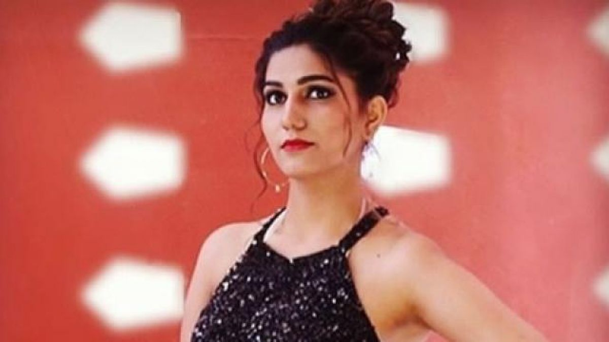 Sapna Chaudhary performed a fierce dance in The Tik-Tok video, Fans go crazy!