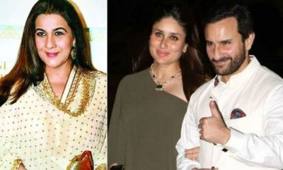 On the day of Kareena's wedding, Saif wrote a letter to his first wife!