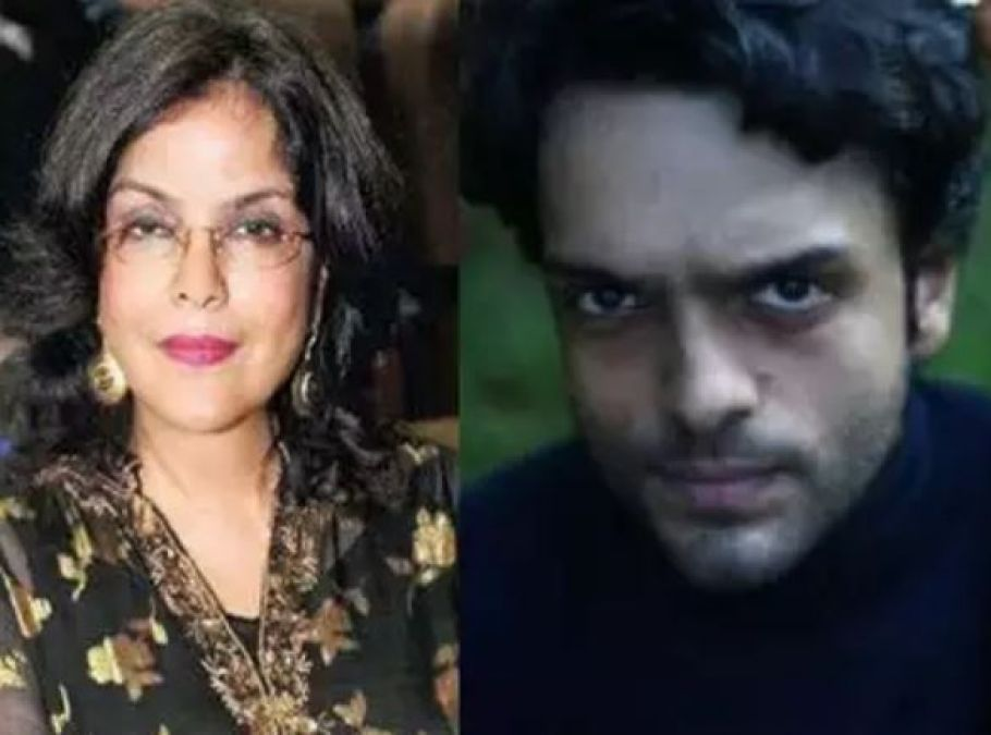 The son of legendary actor Zeenat Aman is all set to make bollywood debut