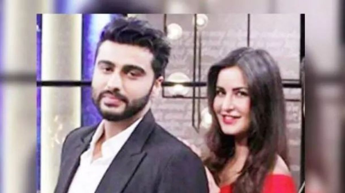 Arjun Kapoor's comment on Katrina's pic is unmissable, check it out here