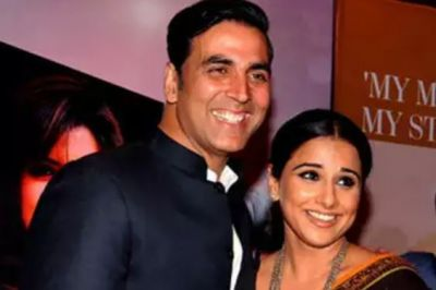 'Mission Mangal' gets a tremendous opening at the box office, Vidya shares an amazing video with Akshay!