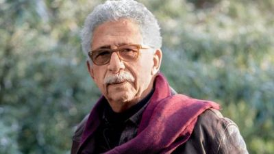 Naseeruddin, speaking on his struggles, said,