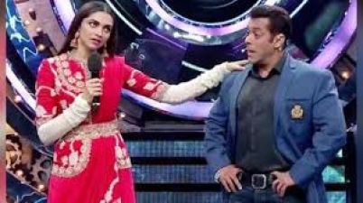 Salman and Deepika will not share screen with each other for this reason?