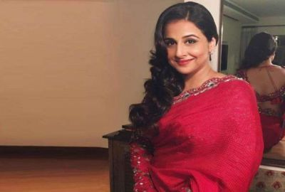Vidya broke silence on the news of pregnancy, saying,