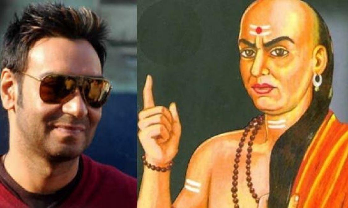The shooting of Ajay Devgan's 'Chanakya' will start in October