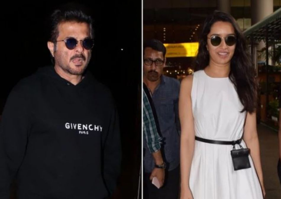 From Anil Kapoor to Shraddha Kapoor, these stars were caught on camera