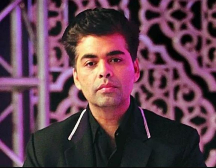 Karan Johar sarcastically slams a troll for questioning about his sexuality