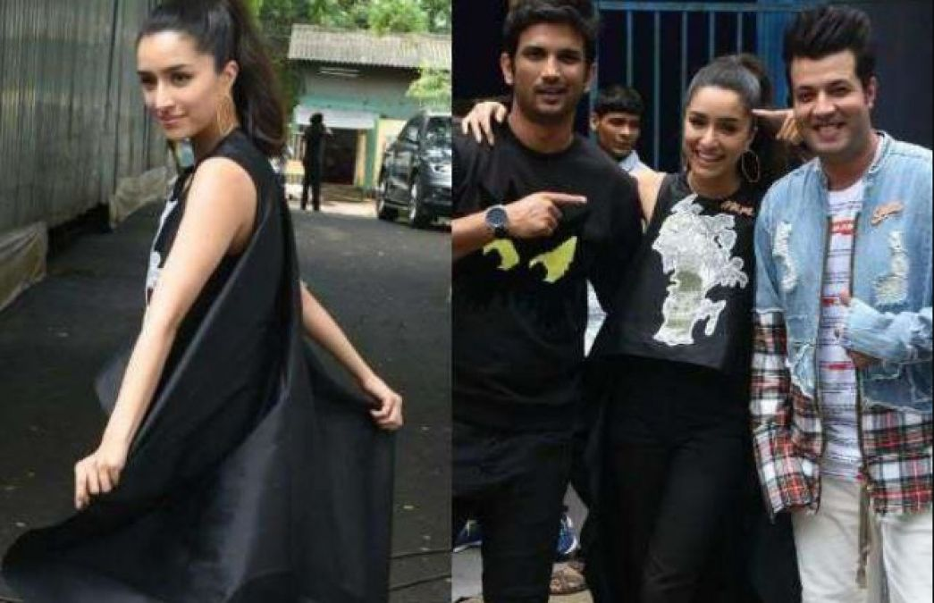Shraddha & Sushant starrer 'Chhichhore' song 'Fikar Not' is a fun filled number