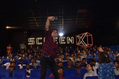 Akshay Did This Special Work For Mumbai School Students, See Photos!