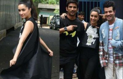 Shraddha Kapoor spotted in all-black look, check it out here