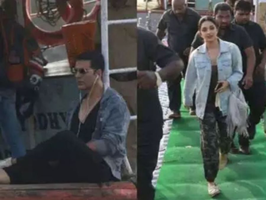 'Laxmmi Bomb': First Look from the set comes to the fore, Akshay Kumar's Style Will Win Hearts!