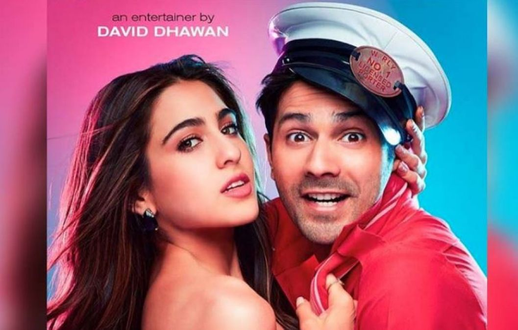 Coolie Kuli No.1 remake: Varun  Dhawan will be seen shaking legs on remake of this song