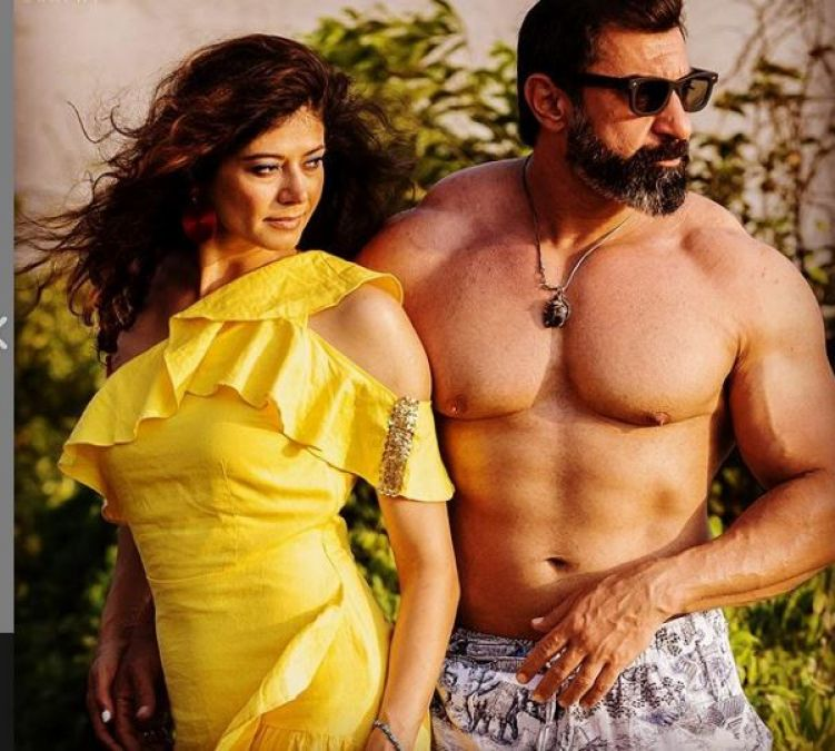 Nawab Shah shares a romantic picture with wife Pooja Batra