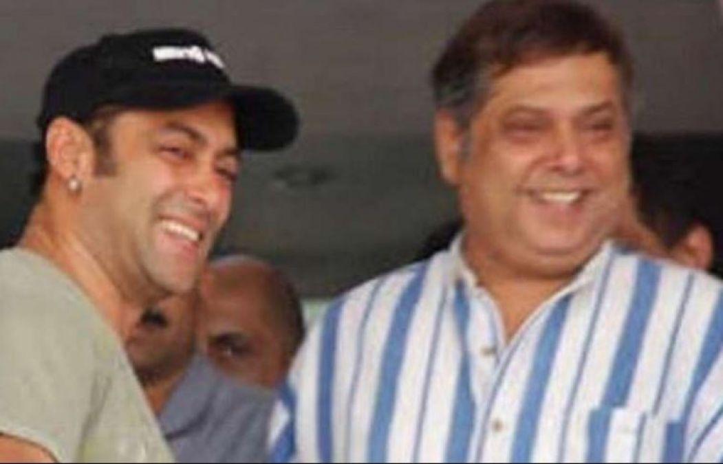 'Gave me the most hit movies' Salman says on David Dhawan's birthday