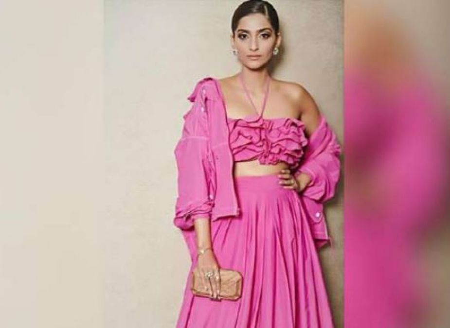 The Zoya factor is very special for Sonam, Here's what she reveals about the name!