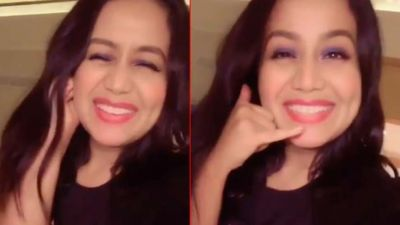 Neha Kakkar breaks the internet with her latest Sorry song