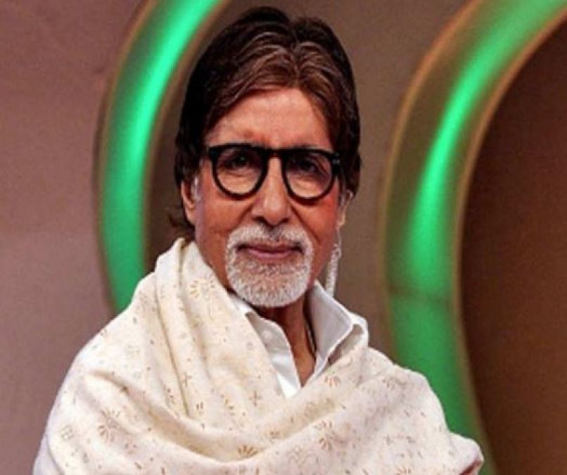 Big B, who had been unaware of his illness for 8 years, revealed himself!