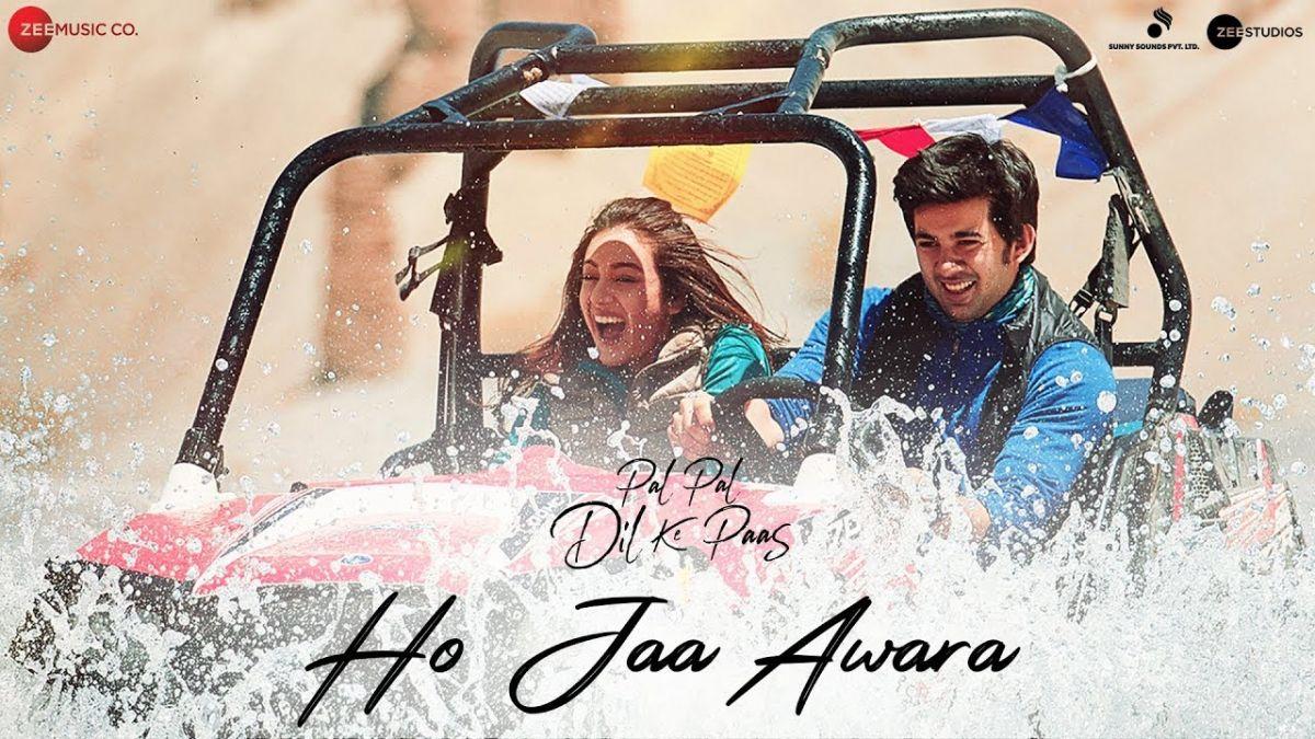 Ho Jaa Awara: First Song Of 'Pal Pal Dil Ke pas' Released, actors look romantic