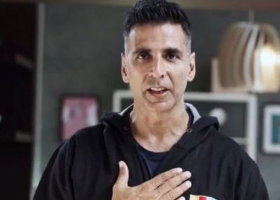Akshay, speaking on helping flood victims, said: 'Where will we take so much money'