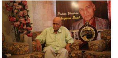 Veteran music composer Khayyam passes away, celebs pay tribute